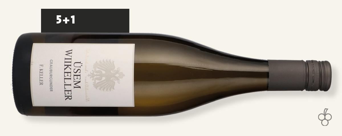 Kölner Weinkeller - GRAUBURGUNDER ÜSEM WIIKELLER